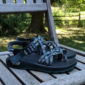 Chaco ZX/2 Classic Sandal in Angular Teal